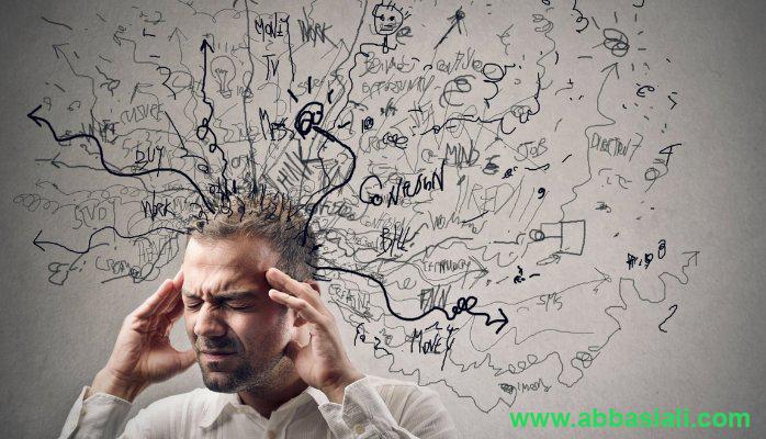 چگونه استرس را درمان کنیم؟ علی عباسی