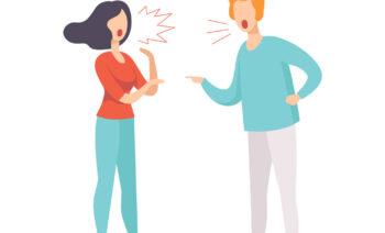 دعوا در رابطه عاطفی